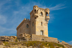 Old fort in Tarifa Royalty Free Stock Image