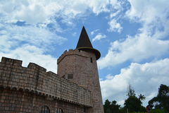 Old fort tower Royalty Free Stock Images