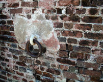 Old fort wall, Port Royal Royalty Free Stock Photography