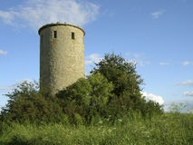 Old fortification tower Royalty Free Stock Photography