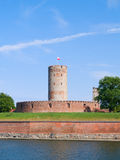 Old fortress Stock Photo