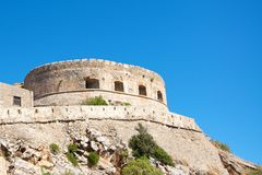 Old Fortress. Royalty Free Stock Images