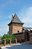 Old fortress. Ancient monastery to Vladimir-Volynsk Royalty Free Stock Photos