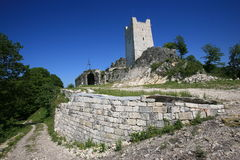 Old fortress Stock Photography