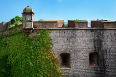 A old fortress Stock Photos