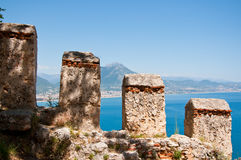 The old fortress Royalty Free Stock Images