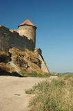 Old  fortress in Belgorod-Dnestrovsky,Ukraine Royalty Free Stock Images