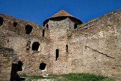 Old fortress in Belgorod-Dniester Stock Photos