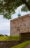 Old fortress in Bergen Norway Royalty Free Stock Images