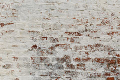 Old fortress brick wall Royalty Free Stock Photo