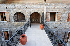 Old fortress of Budva town Royalty Free Stock Photography