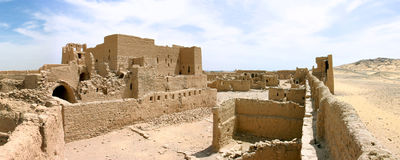 Free Old Fortress Close To Aswan Royalty Free Stock Photos - 34973548