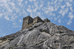 Old fortress in Crimea. Sudak Stock Image
