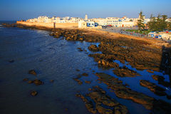 Old Fortress of Essaouira Stock Images