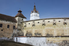 Old fortress of Harman Royalty Free Stock Image
