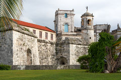 Old fortress  in Havana Royalty Free Stock Photography