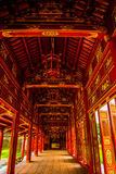 Old fortress, HUE, VIETNAM Royalty Free Stock Image
