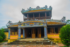 Old fortress, HUE, VIETNAM Stock Image