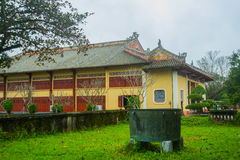 Old fortress, HUE, VIETNAM Royalty Free Stock Photography
