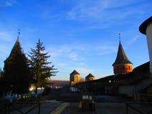 Old fortress from inside, Kamenets Podolskiy, Ukraine Stock Photography
