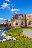 Old fortress at Istanbul Turkey Royalty Free Stock Photos