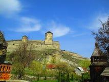 The old fortress, Kamenets Podolskiy, Ukraine Stock Image