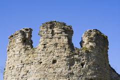 Old fortress Koporie Royalty Free Stock Images
