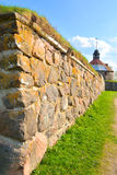 Old Fortress Korela. Royalty Free Stock Photography