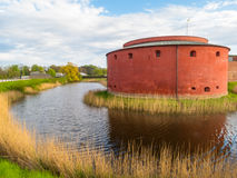 Old fortress in Malmo, Sweden Royalty Free Stock Photo
