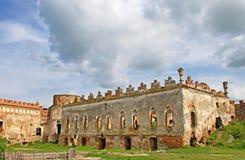 Old fortress in Medzhibozh, Ukraine Stock Photo