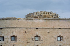 The old fortress. Stock Photography