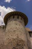 Old fortress in Soroca, Nistru river, Moldova. Old fortress in Soroca,situated on Nistru river, Moldova Royalty Free Stock Photo