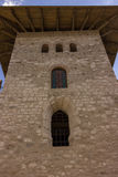 Old fortress in Soroca, Nistru river, Moldova. Old fortress in Soroca,situated on Nistru river, Moldova Stock Photo