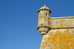 Old fortress tower. Santa Teresa fortress. More options in my profile Royalty Free Stock Image