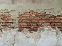 Old fortress wall in Bangkok Royalty Free Stock Photography