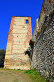 Old fortress wall,Verona,Italy Royalty Free Stock Photo