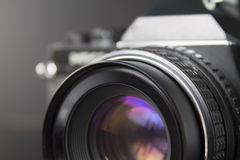 Old foto camera Royalty Free Stock Image
