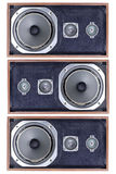 Old found speaker Royalty Free Stock Photos