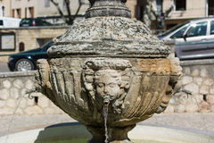 Old fountain Stock Photography