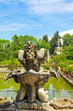 Old fountain in Florence, Italy Royalty Free Stock Photography