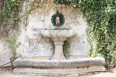 Old fountain Royalty Free Stock Photography