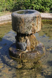 Old Fountain At Rome Royalty Free Stock Photo