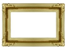Old Frame Stock Image