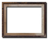 Old Frame. Royalty Free Stock Image