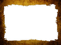 Old Frame paper texture, background with space for text.  stock illustration