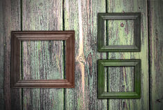 Old frames Royalty Free Stock Images