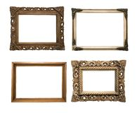 Old frames serie Stock Images