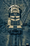 Old Freight Train. Stock Photography