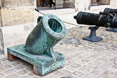 Old French army cannon 2 Royalty Free Stock Image