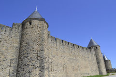 Old French Castle Stock Photos